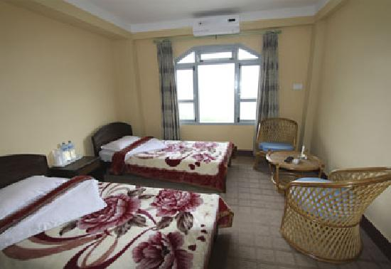 Sailung Village Hotel : Sailung Hotel Rooms