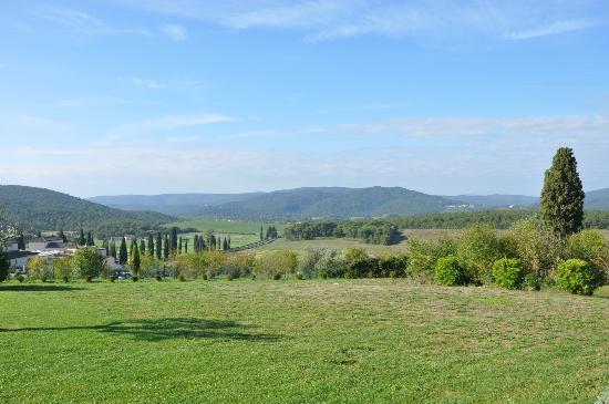 La Bagnaia Golf & Spa Resort Siena, Curio a Collection by Hilton : Panorama dal resort