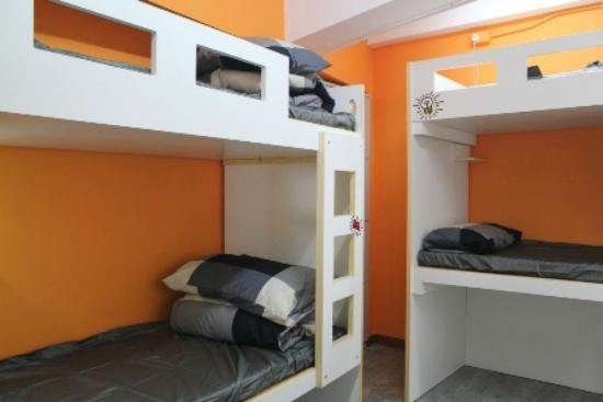 Check Inn HK : Nice dorm
