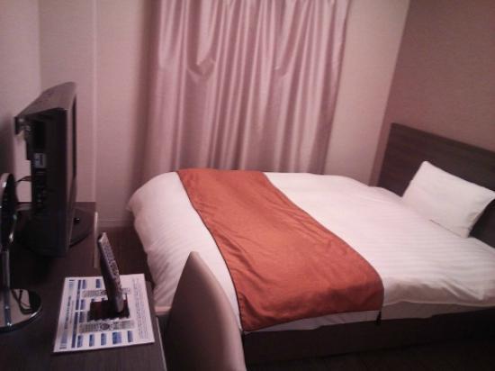 Hotel Dormy Inn Nagasaki: ベット