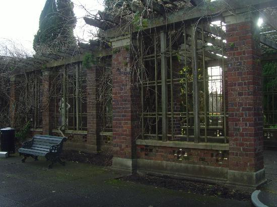 Domein van Auckland: Winter gardens