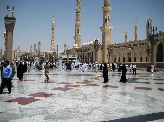 Dar Al Hijra InterContinental Madinah : Haram-Prophet Mosque