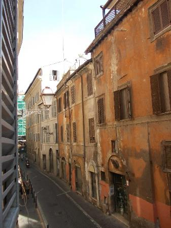Relais Rome Sweet Home Navona: View from room