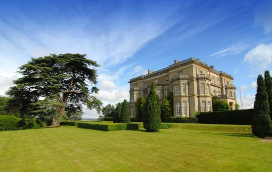 Taplow, UK: Hedsor House