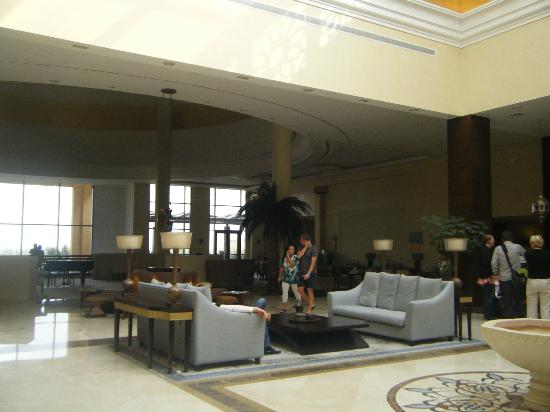 Hilton Ras Al Khaimah Resort & Spa : Reception
