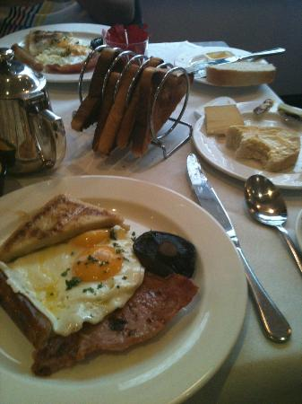 Brooks Hotel: Irish Breakfast