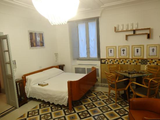 Villa Laetitia: Gold Room