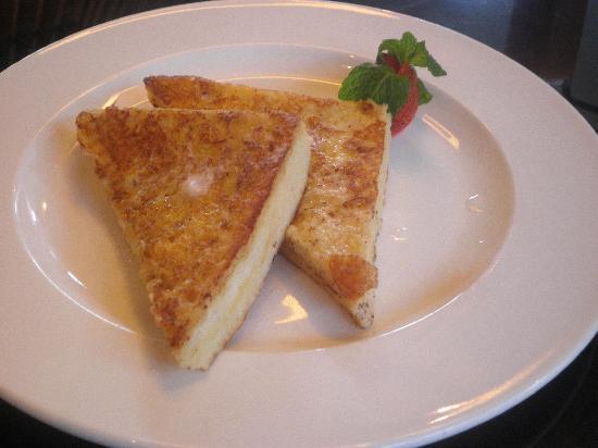 Villa Jerami & Spa: 朝食のフレンチトースト美味しかった♪♪
