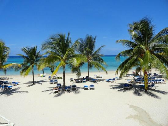 ClubHotel Riu Ocho Rios: plage
