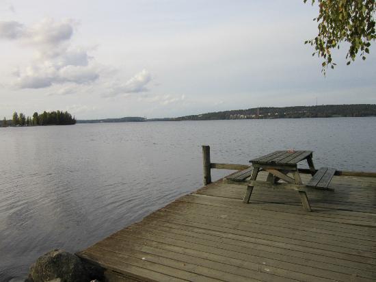 Tampere Camping Harmala : Lago