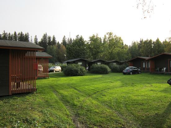 Tampere Camping Harmala: Vista camera