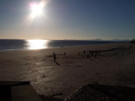 Sunnysands Caravan Park: gorgeous wales feom sunnysands