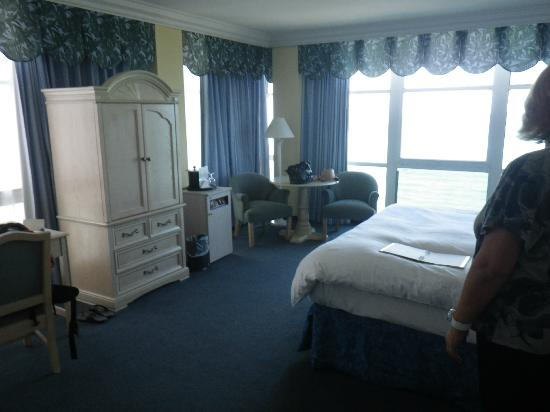 Miami Beach Resort and Spa: Ocean View room