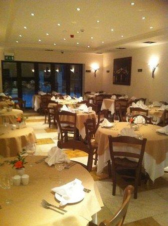 Puccini Ashton : nice warm restaurant