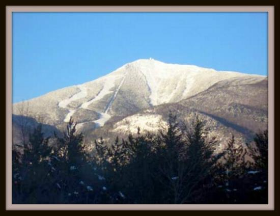 ADK Trail Inn is only 8 minutes from Whiteface Mountain