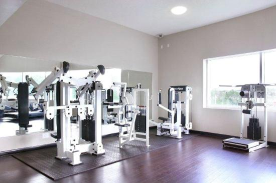 Residence and Conference Centre - Oakville: Gym