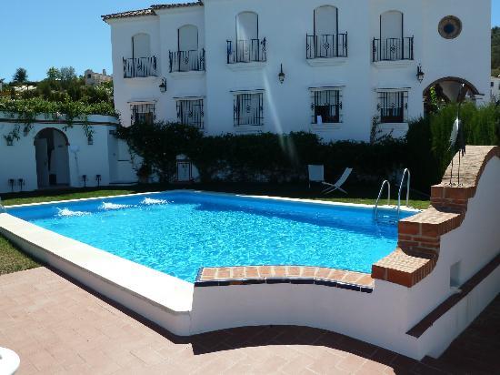 Hotel Vega de Cazalla: Poolbereich