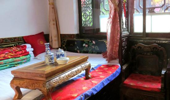 Pingyao Cheng Jia Hotel : our room