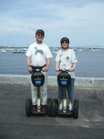 Segway of Newport: Segway in Newport
