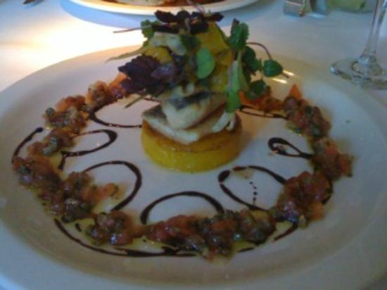 Queens Court: Food as a work of art - and good to eat!
