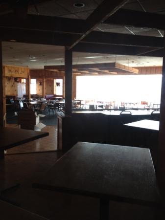 Comfort Inn & Suites : Closed Restaurant