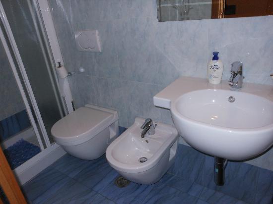 Hotel Il Duca: bagno