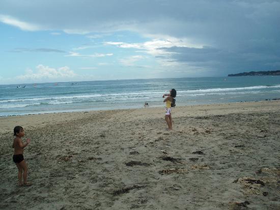 Onjuku Beach: 初秋の御宿中央海岸