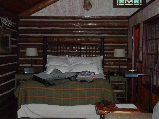 Big Cedar Lodge: our cabin