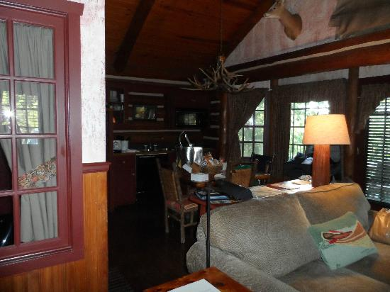 Big Cedar Lodge: our perfect little cabin #570