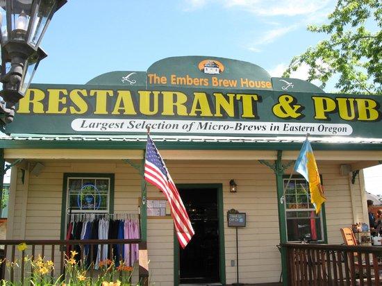 Embers Restaurant Joseph Menu Prices Reviews Tripadvisor