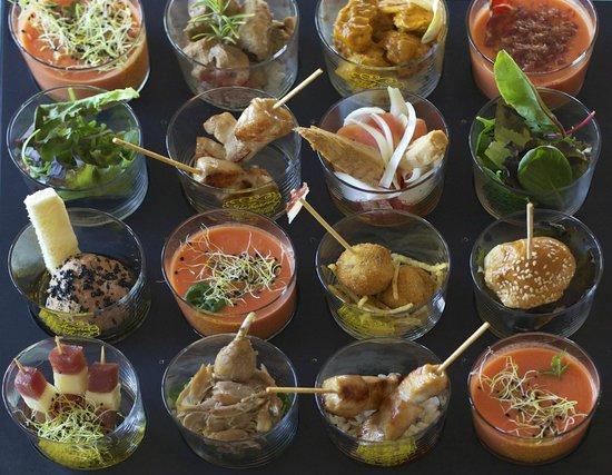 Taberna del Chato: pinchos variados