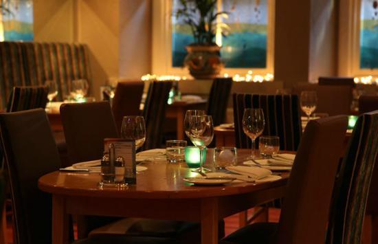Gamba Restaurant Glasgow