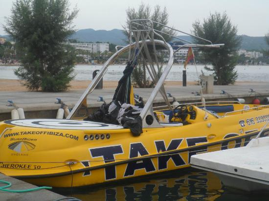 TUI Family Life Sirenis Aura : Parachute ascensionnel