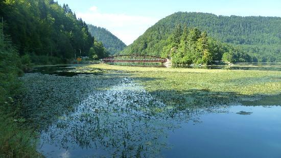 Chez Gilles: Vallée du Doubs, close to La Chaux-de-Fonds