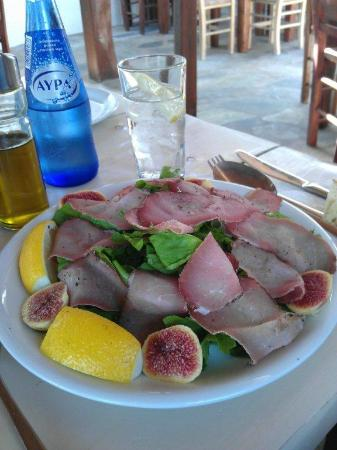 Fokos Taverna: Simple Lunch