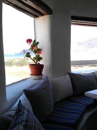 Fokos Taverna: comfy interior
