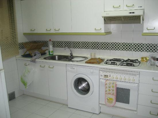 Pelikan Park: kitchen