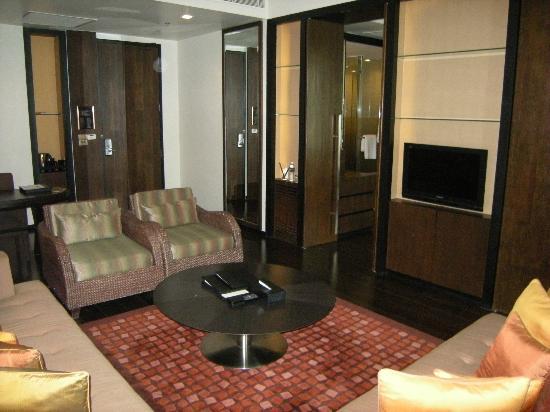 VIE Hotel Bangkok, MGallery by Sofitel : Le salon