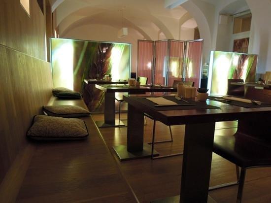 Bohemica Old Town: la salle du fond
