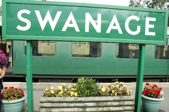 A Great Escape Guest House: Swanage Station