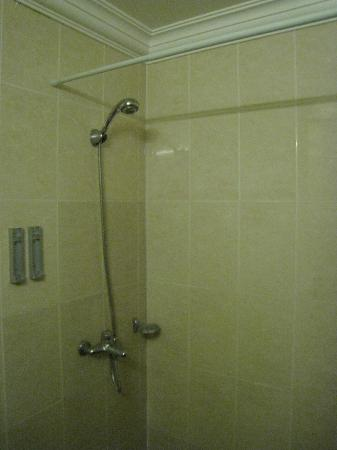 MotherHome Guesthouse: shower
