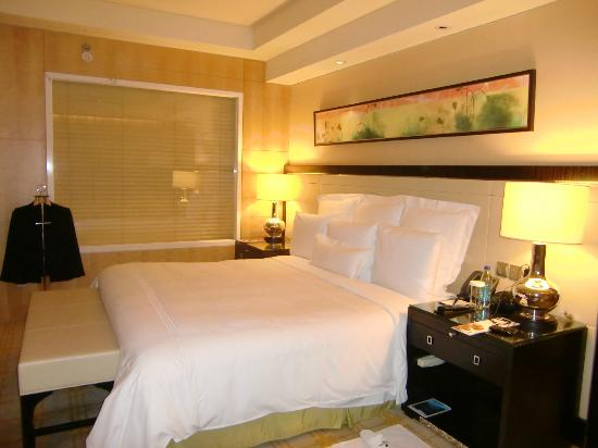 JW Marriott Hotel Beijing: King size bed