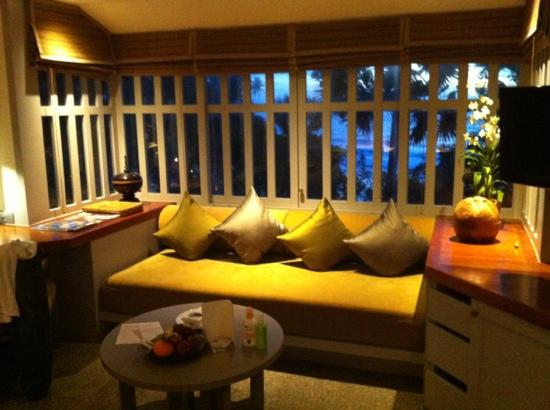 The Surin Phuket: room