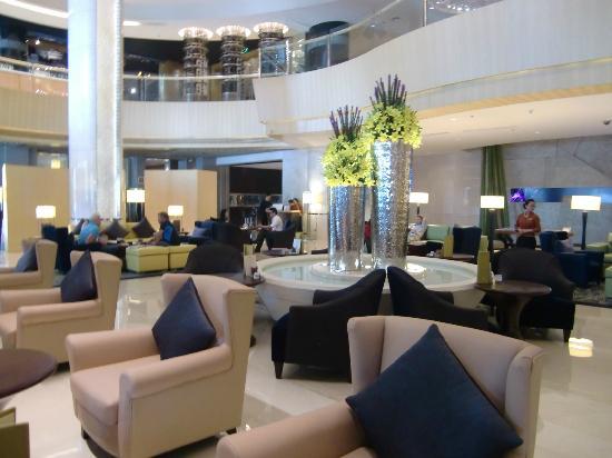 JW Marriott Hotel Beijing: Lobby lounge