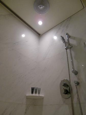 JW Marriott Hotel Beijing: Shower