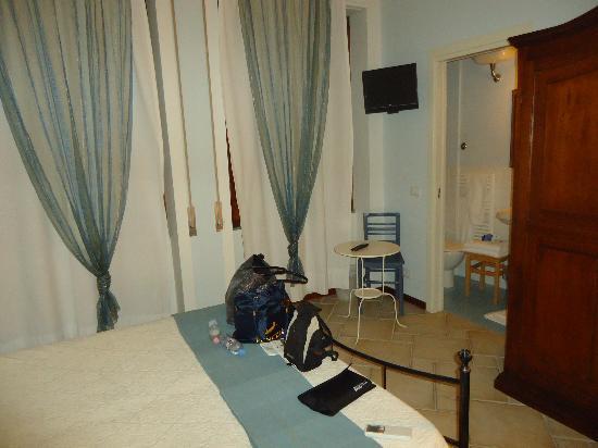 BluNotte: Dormitorio