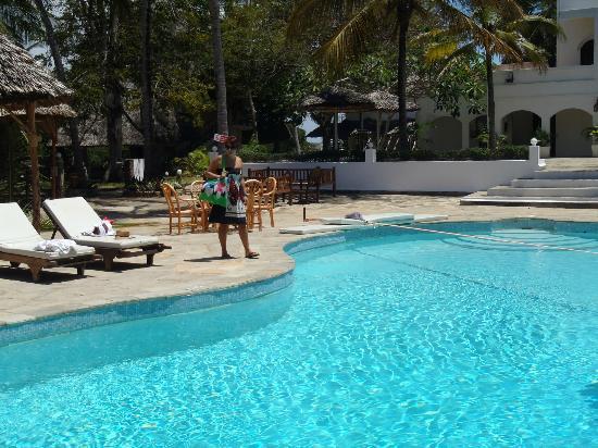 Temple Point Resort: un altra piscina