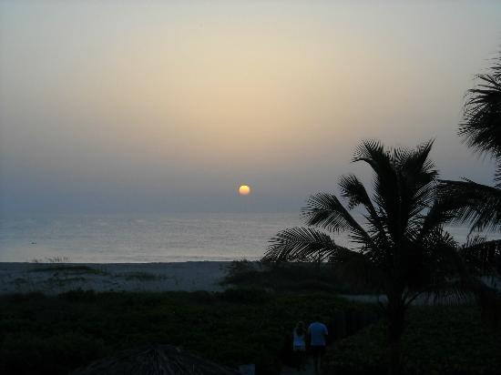 Prestige Hotel Vero Beach: sunrise