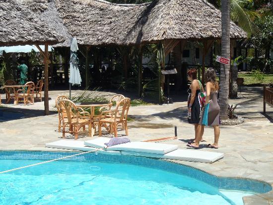 Temple Point Resort: piscina piccola