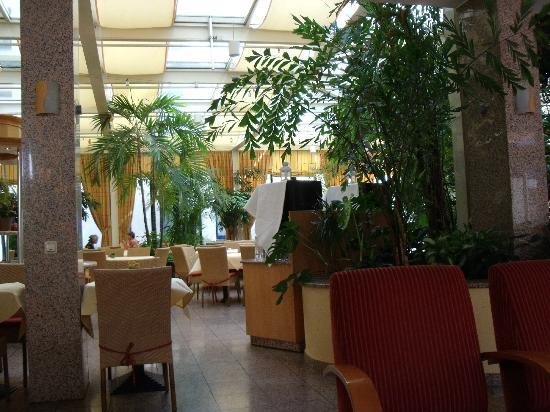 Park Hotel Blub Berlin: restaurant
